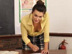 Sexy Tease - LS - teacher tease