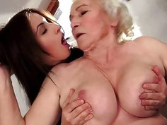 Fat Grannies and Hot Teenies Compilation
