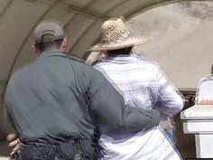 Mexican Border Patrol Fucks Paisley Parker